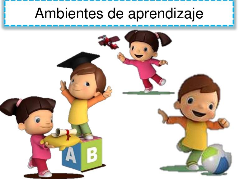 Ambientes de aprendizaje