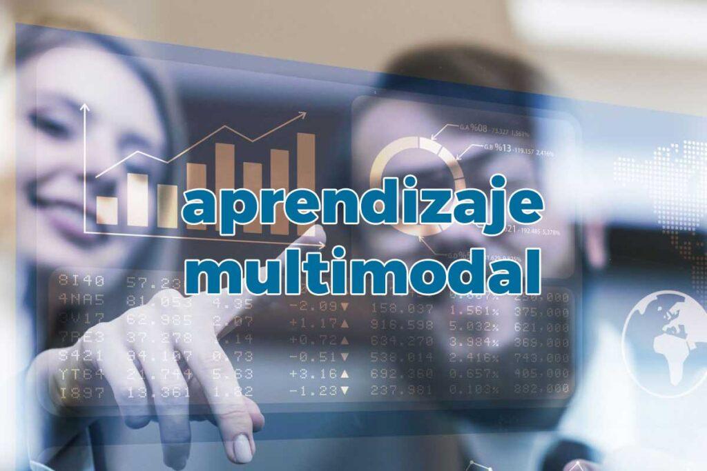 El aprendizaje multimodal